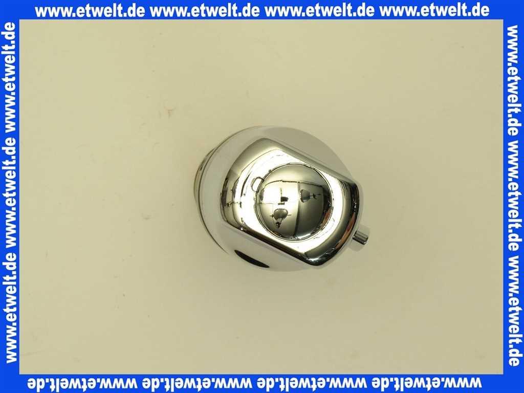 408 Hansa Temperaturregeleinheit mit Griff chrom 59912628